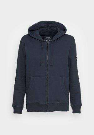 BASICALF WOMAN HOODIE - Zip-up sweatshirt - vintage navy