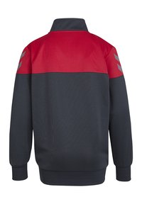 Hummel - SIRIUS POLY  - Training jacket - dark slate/virtual pink - 1