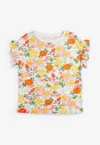 Next - 4 PACK - Print T-shirt - yellow - 2