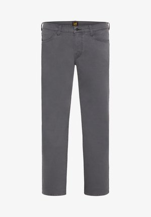 RIDER - Straight leg jeans - black