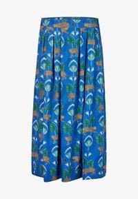 Oliver Bonas - A-line skirt - blue - 2