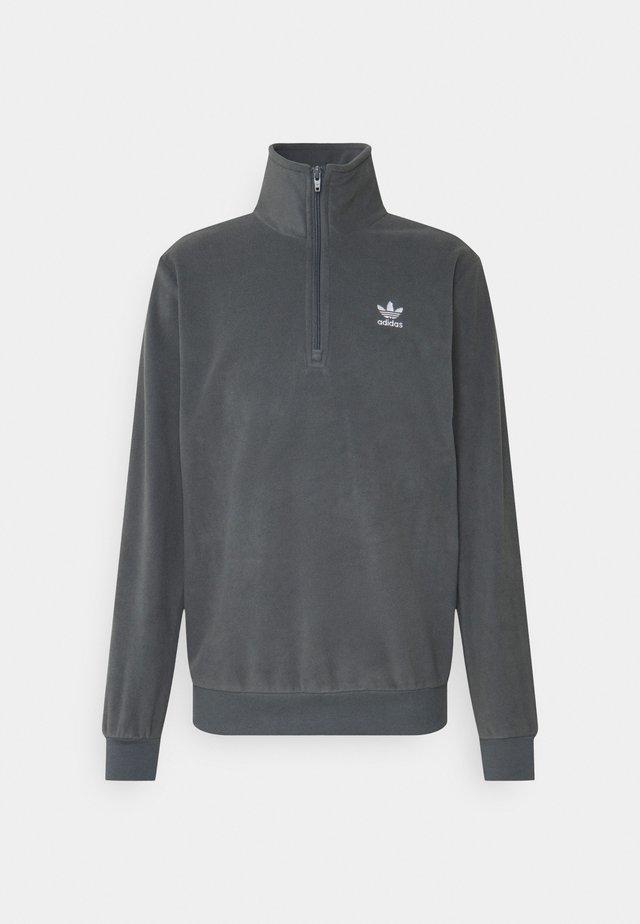 ESSENTIAL UNISEX - Fleece jumper - grey