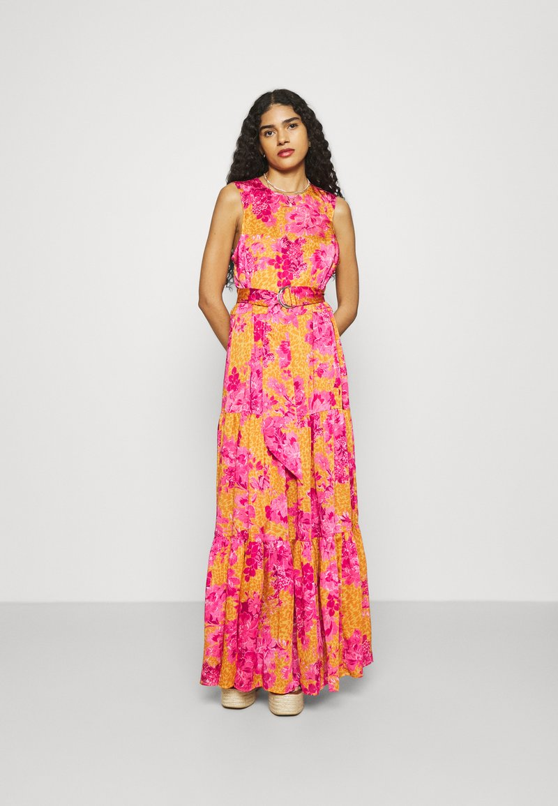Ted Baker - BAMBIA - Robe longue - yellow