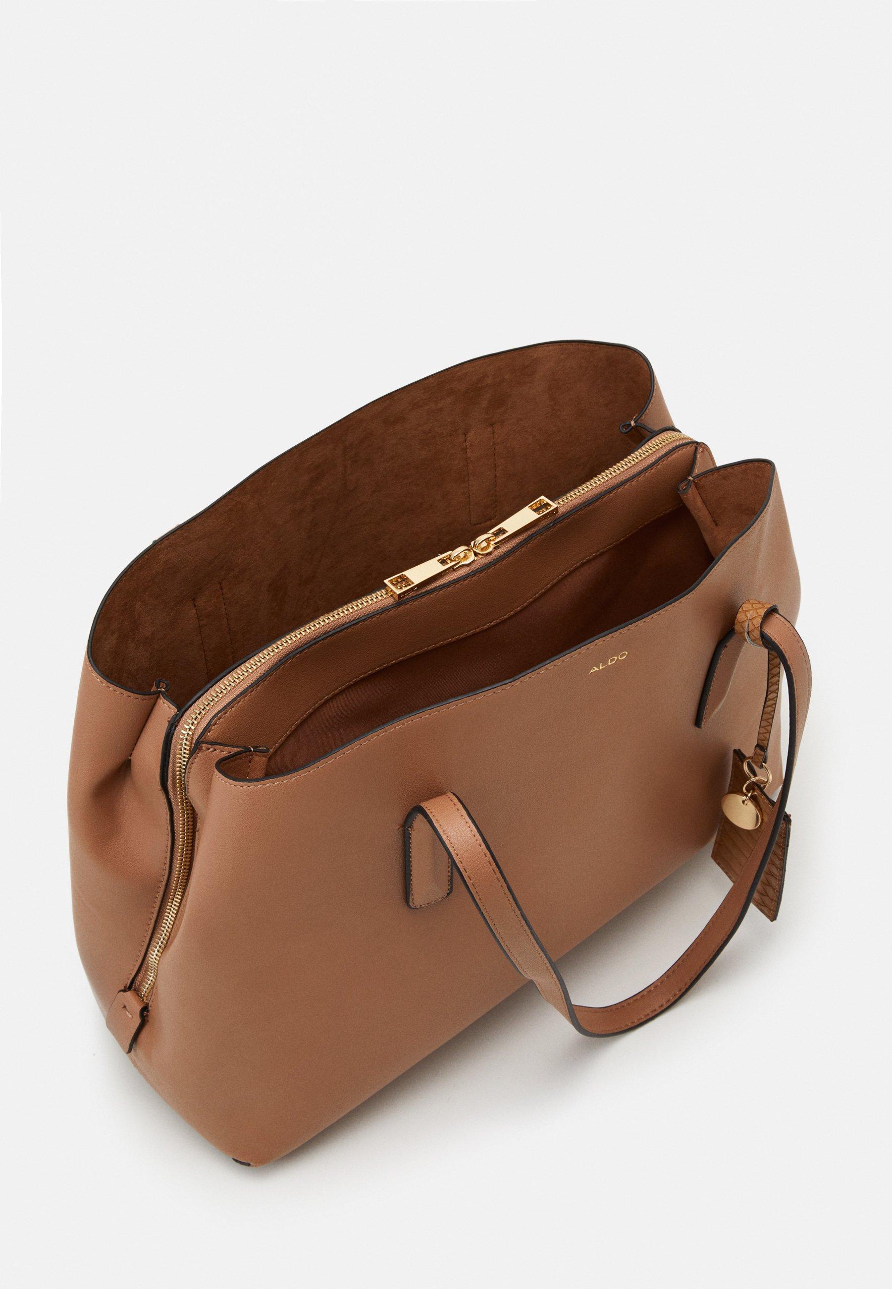 ALDO RAMADA - Shoppingveske - brown/nude ivojZS4lTJv4lgQ