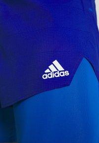 adidas Performance - HEAT.RDY SHORT - kurze Sporthose - royblu/globlu - 5