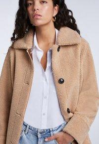 SET - Outdoor jacket - cognac - 3