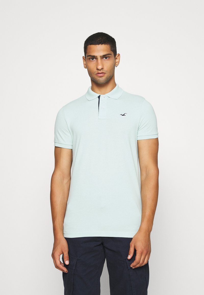 Hollister Co. - HERITAGE  - Polo - mint