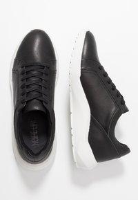 NOIRE LINE - ZENITH - Sneaker low - black - 1