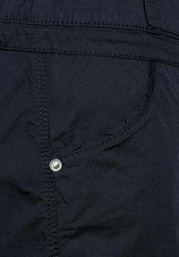 Street One - Shorts - dark foggy blue - 4