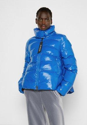 MIRCO CABAN CRYSTAL  - Zimní bunda - blue