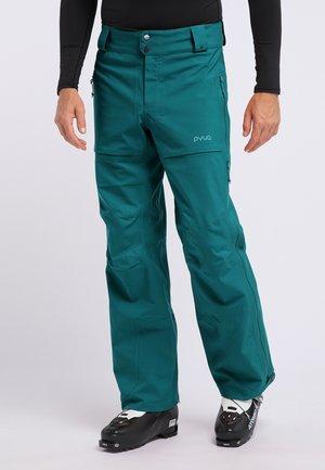 RELEASE - Snow pants - petrol blue