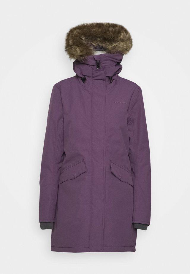 ANETTE - Abrigo de invierno - eggplant
