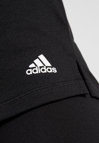 adidas Performance - PRIME TEE - Camiseta de deporte - black - 6