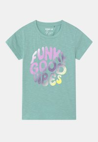 Staccato - TEENAGER - Print T-shirt - mint - 0