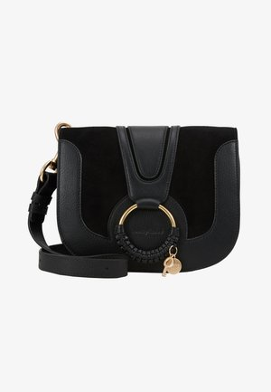 HANA SMALL - Sac bandoulière - black