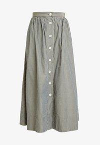 Kings Of Indigo - BENTEN - A-snit nederdel/ A-formede nederdele - grey/beige - 3