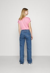 Weekday - ROWE - Jeans straight leg - sea blue - 2