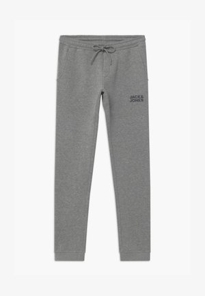 JJIGORDON - Tracksuit bottoms - light grey