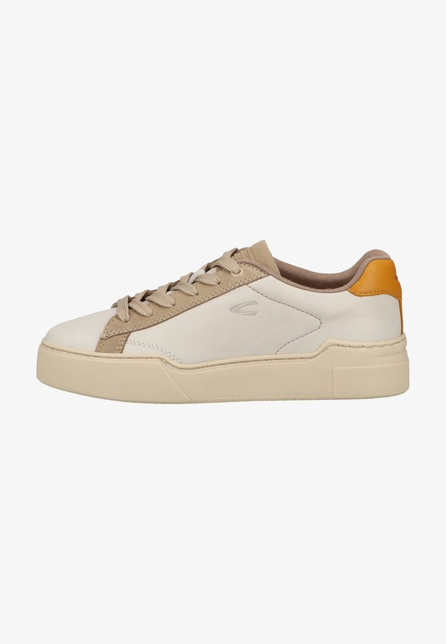 Sneakers laag - off white/sand c