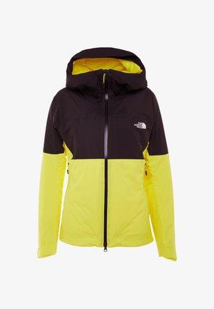 IMPENDOR INSULATED JACKET NEW - Outdoorjacke - vibrant yellow