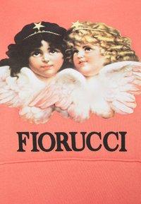 Fiorucci - VINTAGE ANGELS HOODIE BRIGHT PINK - Felpa con cappuccio - bright pink - 2