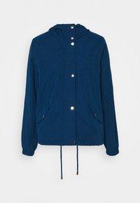 JDY - JDYNEWHAZEL SHINE JACKET - Summer jacket - poseidon - 5