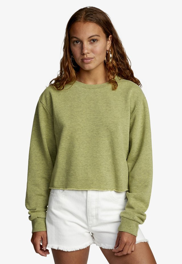 KINGSTON - Sweater - lime light