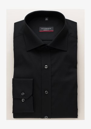 FITTED WAIST - Shirt - black