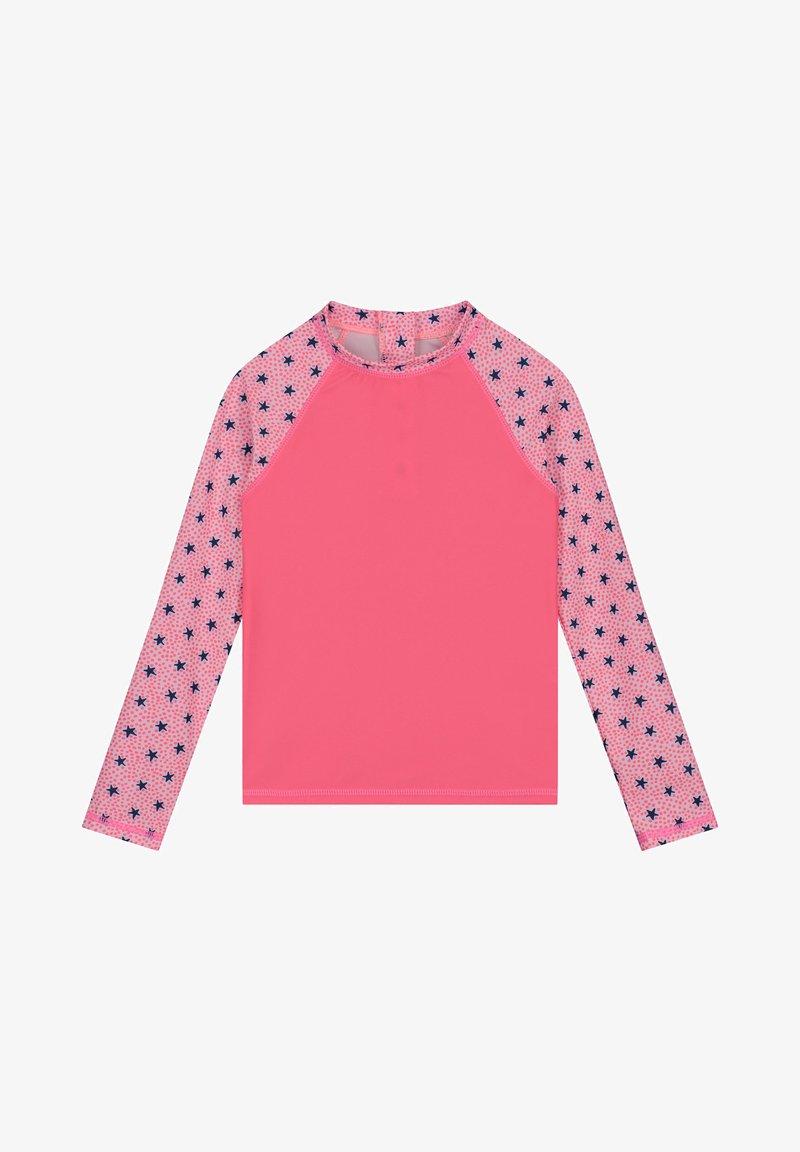 Shiwi - RASHTEE STARDUST - Rash vest - azalea pink