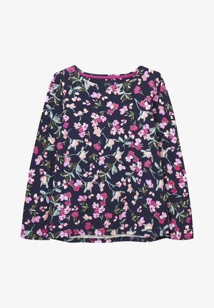 HARBOUR  - Long sleeved top - marineblau floral