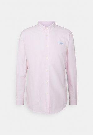 CLASSIC SHIRT OUT OF OFFICE - Košile - white/pink