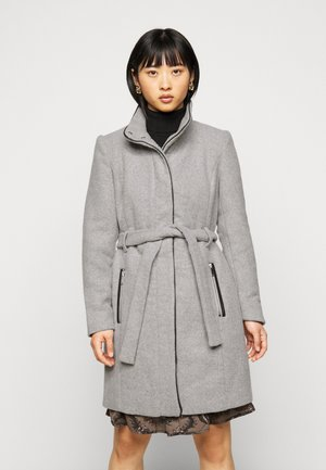 ONLMICHIGAN COAT - Abrigo - light grey melange