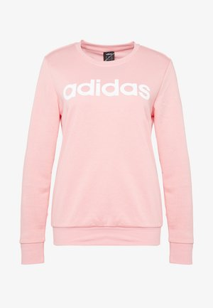 Collegepaita - pink/white
