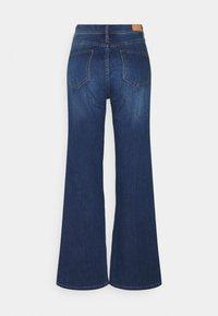 s.Oliver - Flared Jeans - blue stret - 1