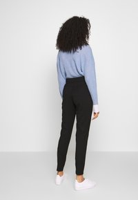 comma casual identity - Tracksuit bottoms - black - 2