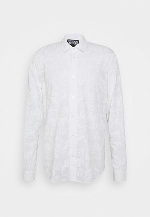 SHIRTING PRINT LOGO - Košile - white