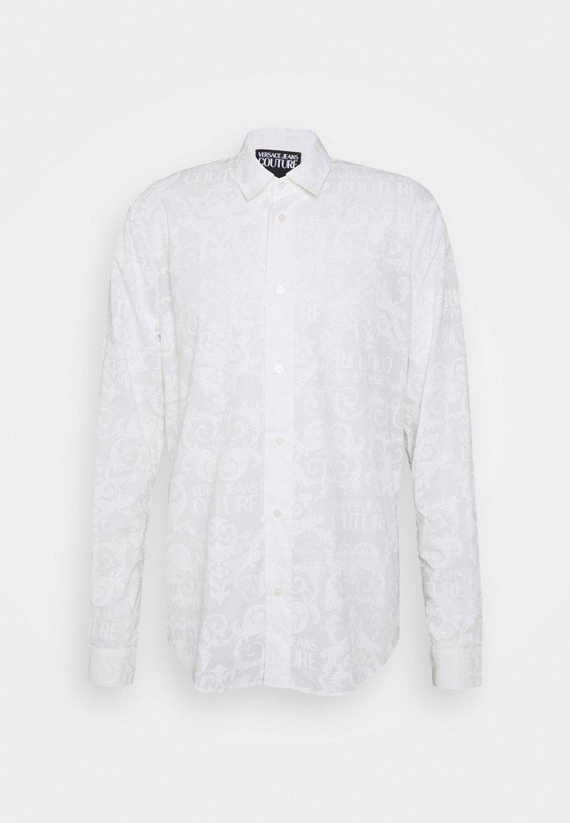 Versace Jeans Couture - SHIRTING PRINT LOGO - Shirt - white