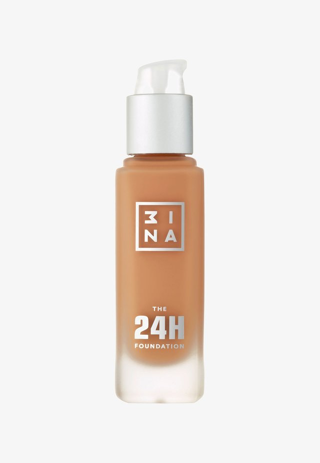 3INA MAKEUP THE 24H FOUNDATION - Fondotinta - 648 warm honey
