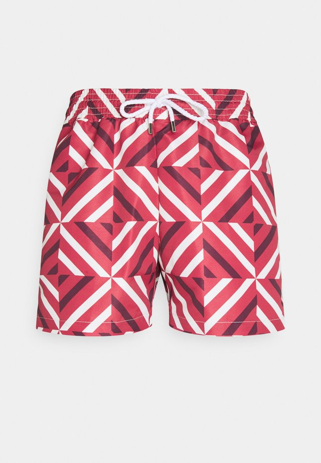 SPORT - Swimming shorts - red