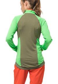 Jack Wolfskin - GRADIENT  - Fleece jacket - summer green - 1