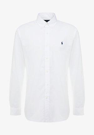 CUSTOM FIT - Hemd - white