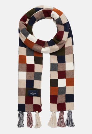 RUBIK SCARF - Foulard - multicoloured