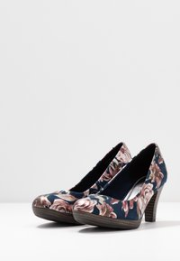 Marco Tozzi - Platform heels - navy - 4