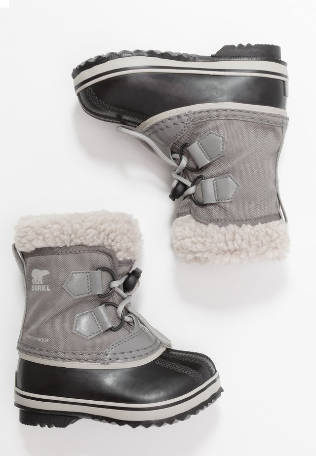 YOOT PAC - Snowboot/Winterstiefel - quarry/dove