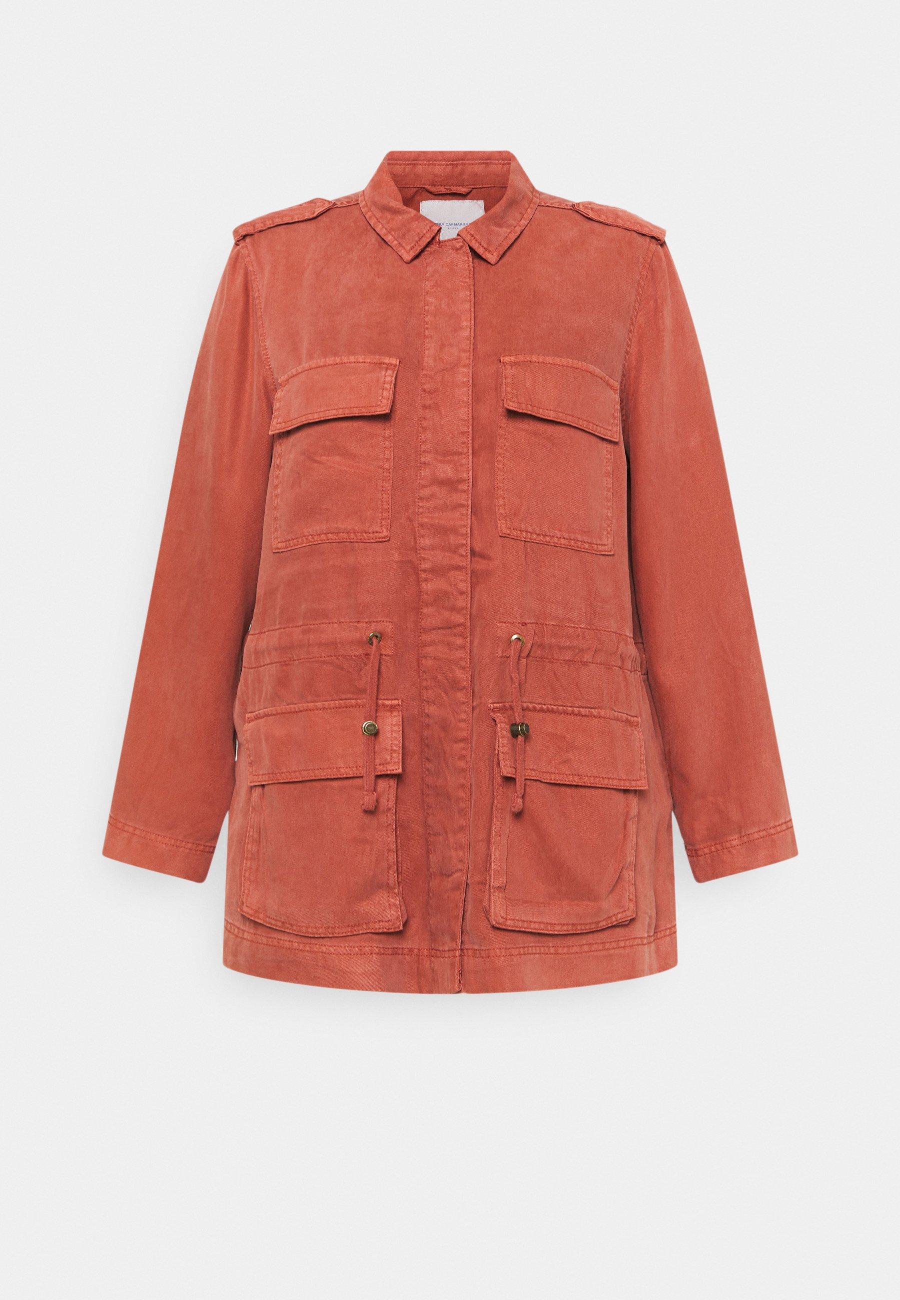 Women CARKENYA LIFE UTILITY JACKET - Summer jacket