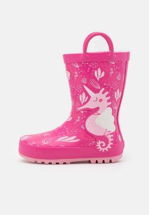 SERENITY - Regenlaarzen - pink