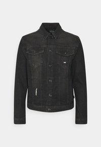INDICODE JEANS - GLENALVON - Denim jacket - black - 6
