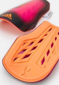adidas Performance - Shin pads - shock pink/black/scrora - 3