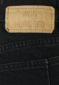Won Hundred - BILLY - Straight leg jeans - dark grey - 6