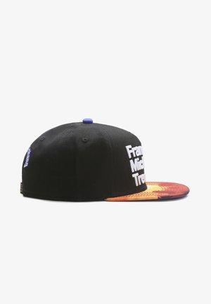 MISTER TEE CAP G-THANG CAP - Gorra - black/mc